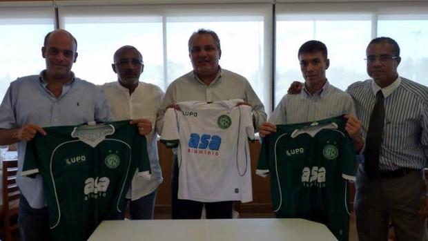 Branco é confirmado como o novo técnico do Guarani (Foto: Divulgação / Guarani)