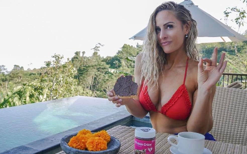 Rebecca Burger tinha 33 anos  (Foto: Reprodução/Instagram/rebeccablikes)