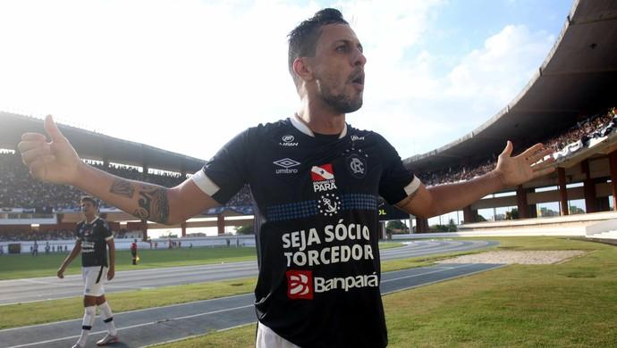 Eduardo Ramos, meia do Remo (Foto: Tarso Sarraf/O Liberal)