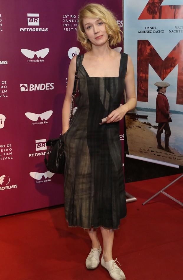 Camila Morgado (Foto: Roberto Filho/Brazil News)