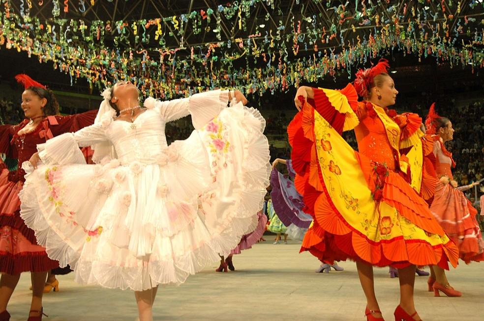 O Festival de Quadrilhas Juninas vai sortear a ordem de apresentação nos dia 5 e 6 (Foto: Secom/PMN)