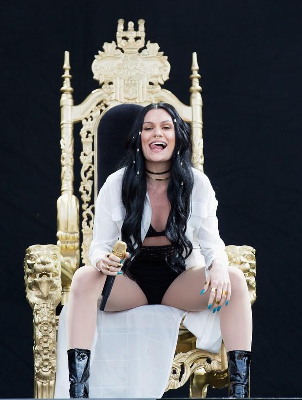 Jessie J faz primeiro show após cirurgia misteriosa (Foto: Getty Image)
