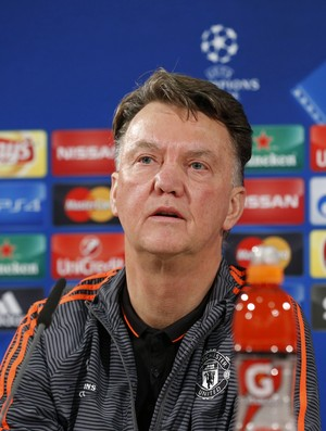 Louis van Gaal Manchester United (Foto: Reuters)
