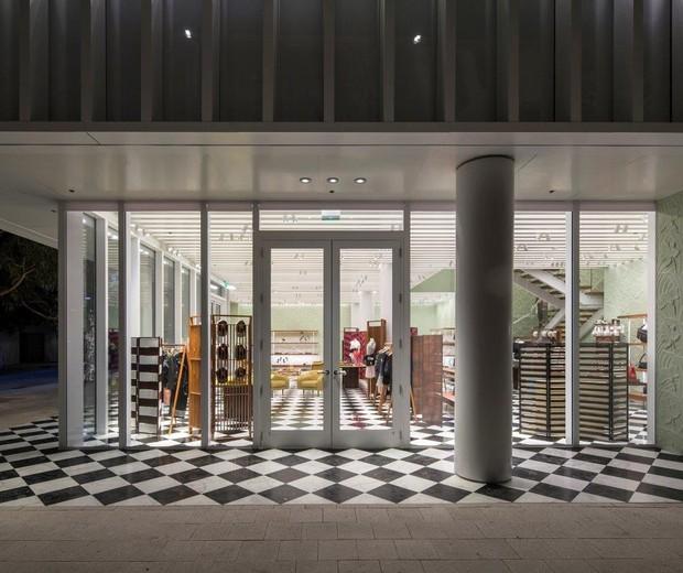 Nova loja Prada em Miami (Foto: Divulgação)