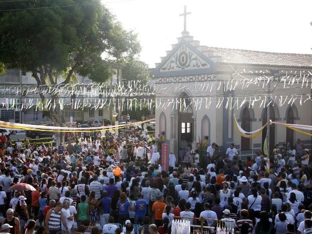 Em 2010 foi celebrada a 142ª edição do círio de Nossa Senhora do Ó. Para este ano, organização espera receber 10 mil fiéis. (Foto: Elivaldo Pamplona/ O Liberal)