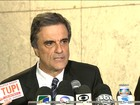 Planalto anuncia que Cardozo deixa o Ministério da Justiça e assume a AGU