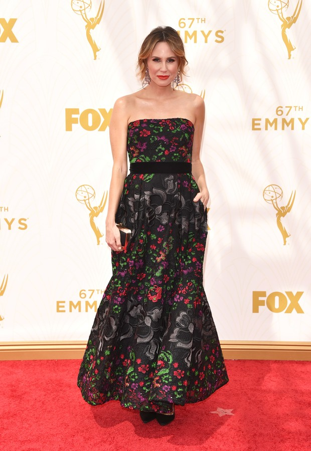 EMMY 2015 - Keltie Knight (Foto: Getty Images)
