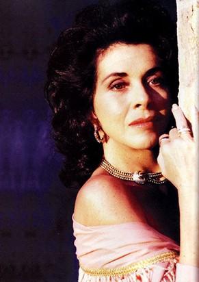 Betty Faria em 'Tieta do Agreste' (Foto: Divulgação)