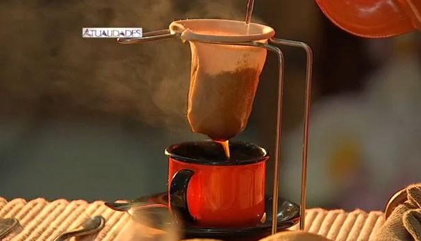 Você gosta de café?! então não pode perder o Atualidades deste sábado (19) (Foto: Reprodução/TVMO)