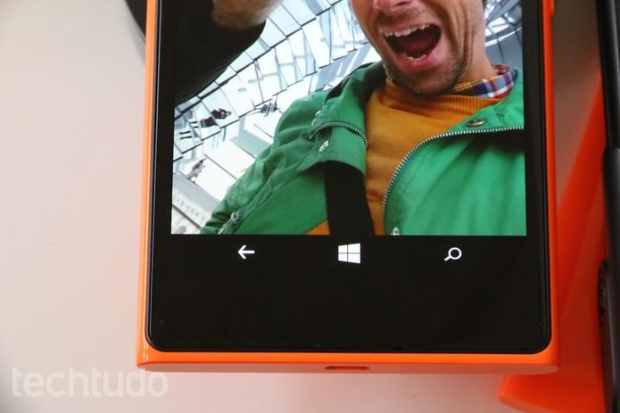 Lumia 730 e 735 (Foto: Fabricio Vitorino/TechTudo)