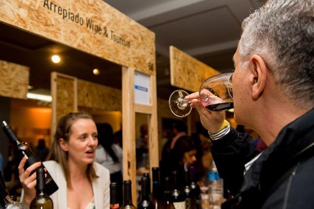 Evento 'Vinhos de Portugal' (Foto: Divulgação)