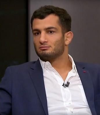 Gegard Mousasi UFC (Foto: Reprodução)