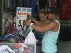 Vendas do comércio do Rio caíram 9% no primeiro trimestre, diz CDL