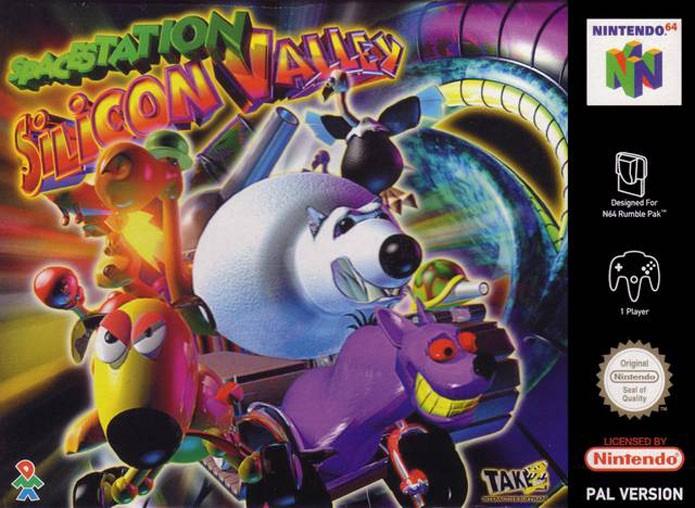 Space Station Silicon Valley coloca o jogador no controle de um microchip (Foto: Reprodução/GameDBase)