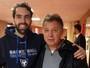 De olho nas Olimpíadas, Magnano vai a Málaga e tem encontro com Benite