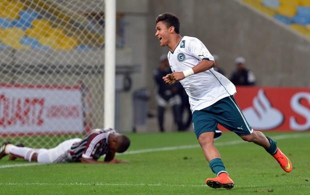 Fluminense x Goiás (Foto: Marcello Dias / Futura Press)