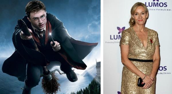 J.K. Rowling é autora dos livros da série 'Harry Potter' (Foto: Reprodução/Getty Images)