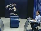 Candidatos de Londrina confrontam propostas em debate na RPC TV