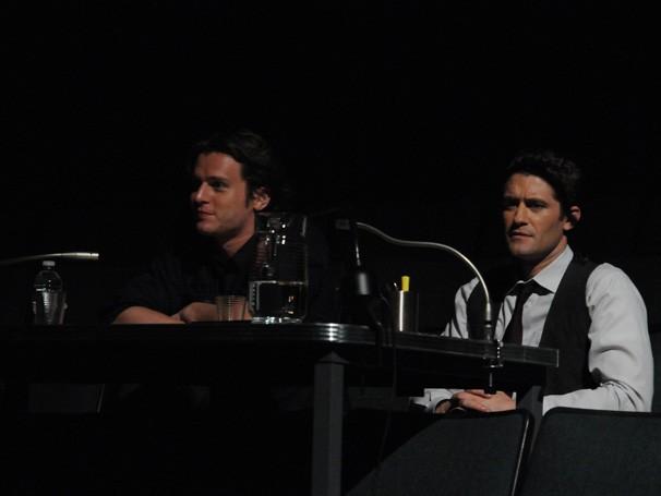 Glee - Jessie é contratado por Will como consultor do Novas Direções (Foto: Divulgação / Twentieth Century Fox)