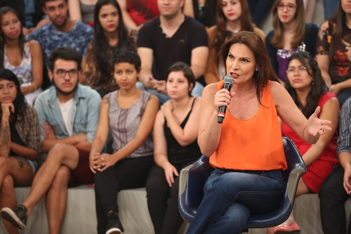 Laura Muller concorda com Ana Carolina  (Foto: Carol Caminha/Gshow)