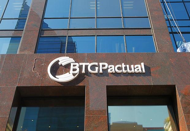 Fachada de uma das unidades do BTG Pactual (Foto: Reprodução/Facebook)