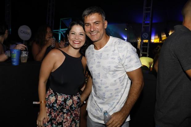 Samara Felippo e Leonardo Vieira (Foto: Felipe Panfili / Divulgação)