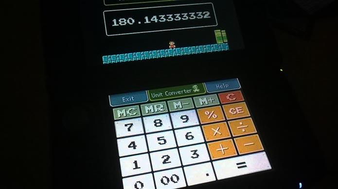 Mario Calculator (Foto: Reprodução)
