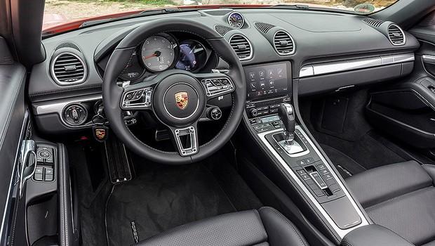 Porsche 718 Boxster S (Foto: Porsche)