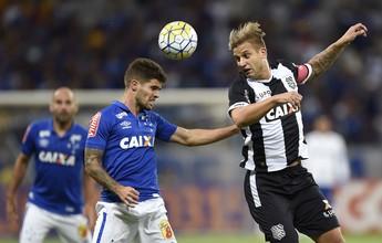 He-Man rouba cena de Paulo Bento, mas Cruzeiro reage e empata em casa