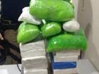 PRF apreende 16 kg de cocaína em fundo falso de caminhonete no Paraná