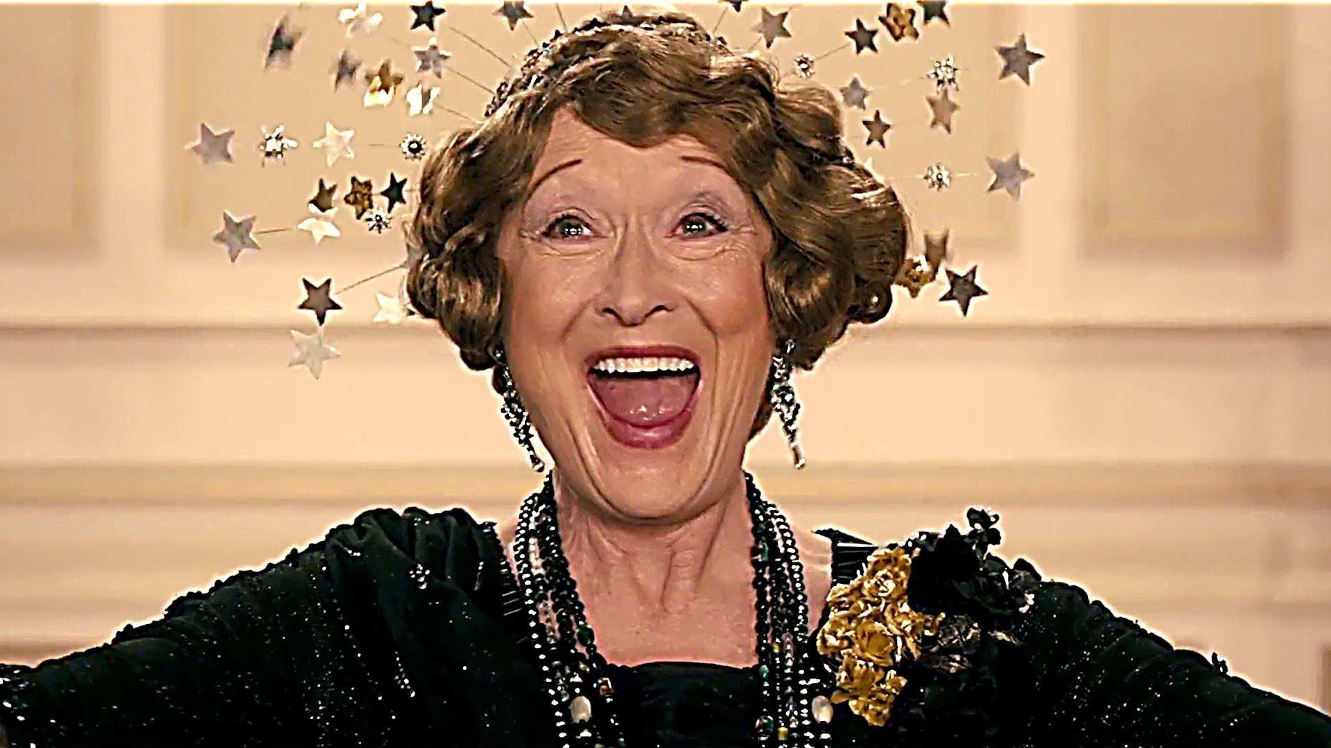 Meryl Streep em 'Florence: Quem é Essa Mulher?' (Foto: Divulgação)