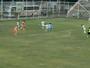 Goleiro do Caxias mostra talento e faz golaço na Segundona do Carioca