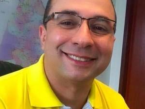 Jornalista está desaparecido há três dias (Foto: Arquivo Pessoal)