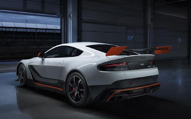 Aston Martin Vantage GT12 (Foto: Divulgação)
