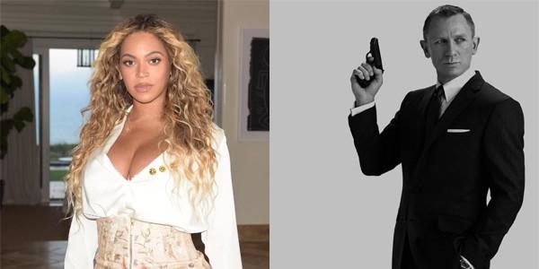 Beyoncé vai cantar música-tema de próximo 007, diz jornal (Foto:  )