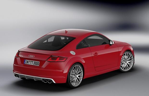 Audi TT 2015 (Foto: Audi)