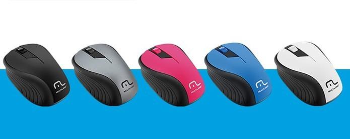 Mouse sem fio pode ser mais prático para usuários (Foto: Divulgação/Multilaser)