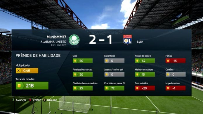 FIFA 14: como aproveitar ao máximo suas moedas do Ultimate Team (Foto: Reprodução/Murilo Molina) (Foto: FIFA 14: como aproveitar ao máximo suas moedas do Ultimate Team (Foto: Reprodução/Murilo Molina))