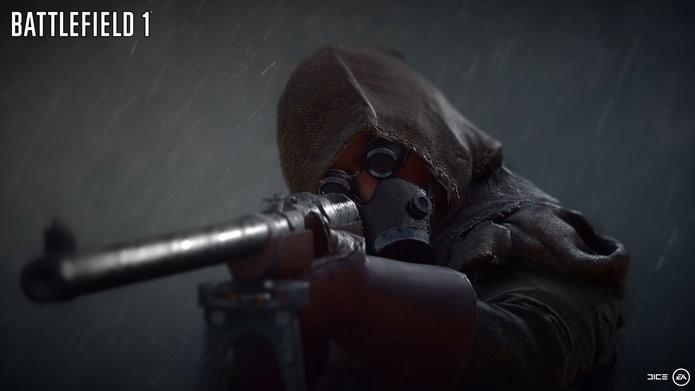 Posicionamento e precisão são as chaves da classe Sniper (Foto: Divulgação/Electronic Arts)