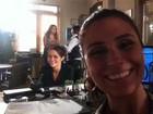 Giovanna Antonelli posta foto com a colega de elenco Nanda Costa