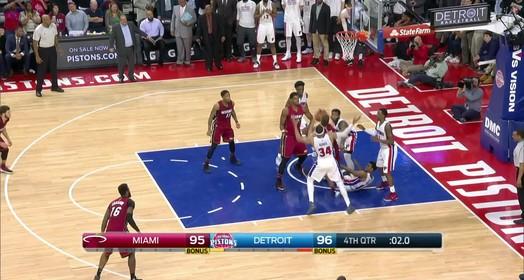 Heat 97 x 96 Pistons
