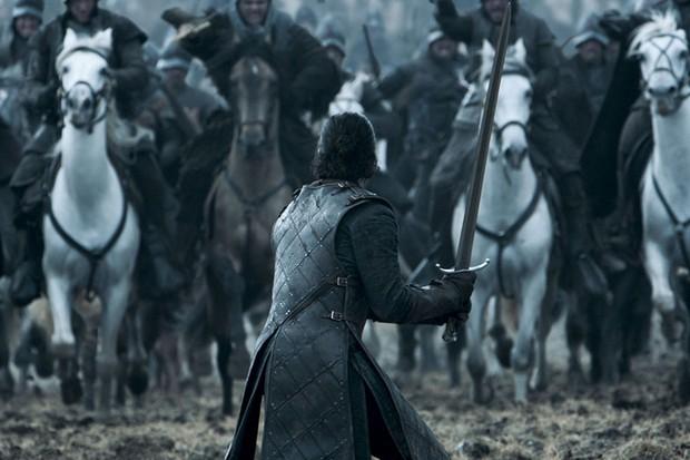 'Batalha dos Bastardos' deve levar roteiro e direção (Foto: Reprodução)