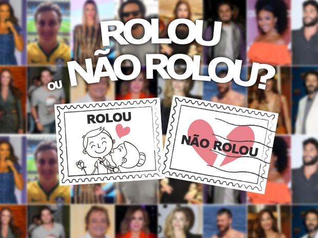 Rolou ou não rolou (Foto: EGO)