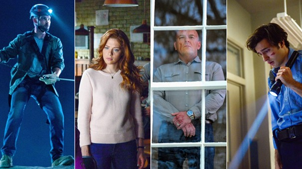 No dia 5, estreia a segunda temporada da série norte-americana de ficção científica Under the Dome – Prisão Invisível (Foto: Divulgação)