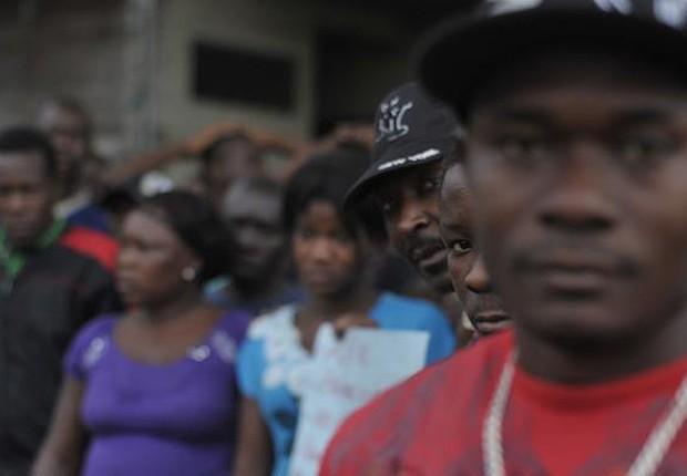 Analfabetismo entre negras é duas vezes maior que entre brancas, aponta IBGE ; negros no Brasil ; população negra ; miscigenação ; desigualdade ; população do Brasil ;  (Foto: Marcello Casal Jr/Arquivo/Agência Brasil)