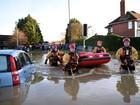 Inglaterra tem inundações 'sem precedentes'; Cameron anuncia ajuda