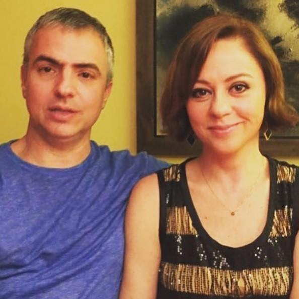 Guta Sresser e o marido (Foto: Reprodução / Instagram)
