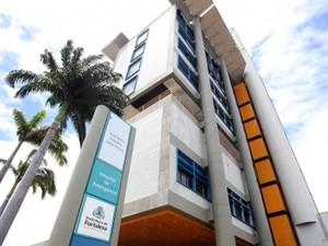 IJF terá catracas de segurança com objetivo de aumentar segurança de pacientes (Foto: Prefeitura de Fortaleza/Divulgação)
