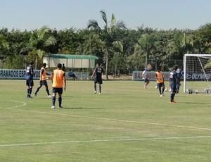 jogadores cruzeiro treino (Foto: Marcos Astoni / Globoesporte.com)