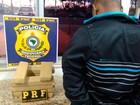 Jovem é preso com cerca de 10 kg de maconha durante operação na BA